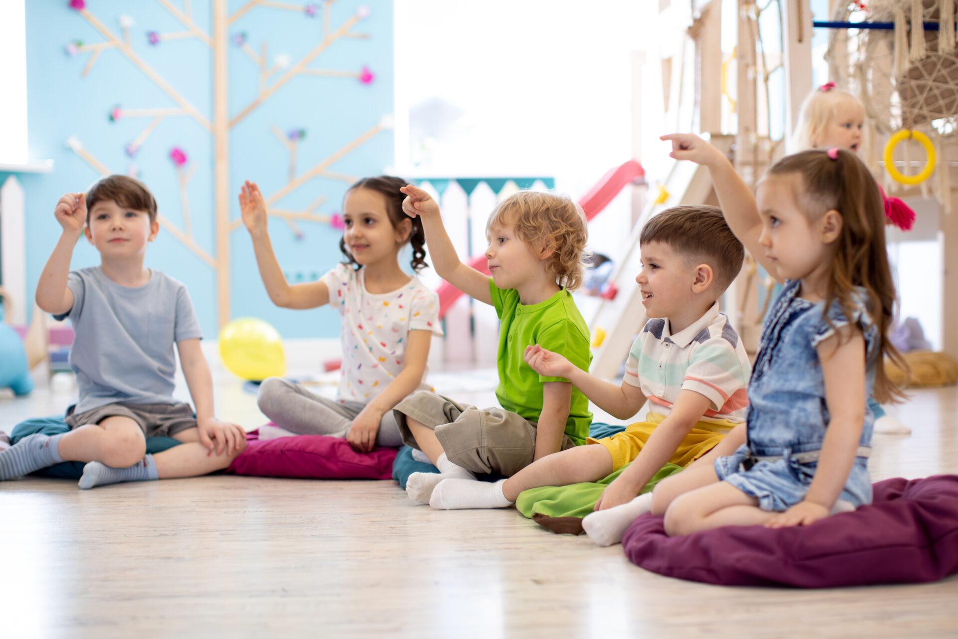 Cursus bij een kinderdagverblijf/ peuterspeelzaal